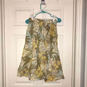 Dresses & Skirts - Vintage 1970-1980s Tropical Skirt
